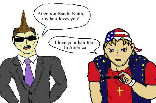 Hair Love in America by SteveTheWaffle
