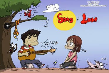 SONG of LOVE by OniIfez