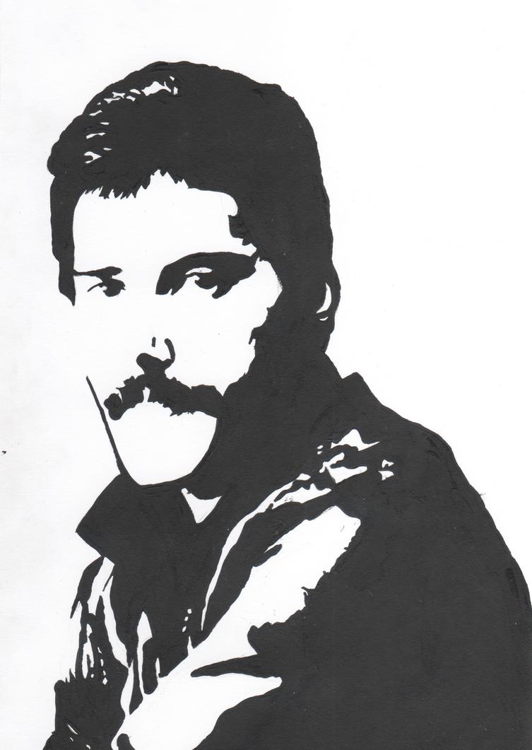 Freddie Mercury by HitchersTopHat on DeviantArt