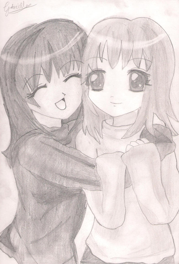 28 Collection of Best Friends Forever Drawing  High