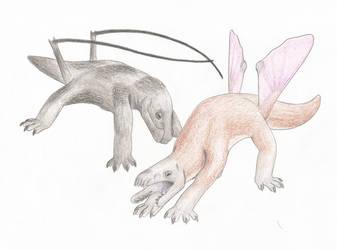 Pleona Squamoids by Biofauna25