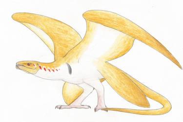 Dracos marahute by Biofauna25