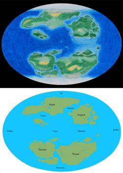 Nerrivik Maps