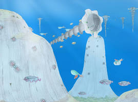Primordial Sea by Biofauna25