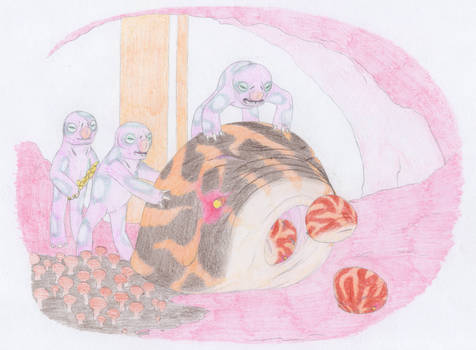 Magma Cube and Zombie Pigmen