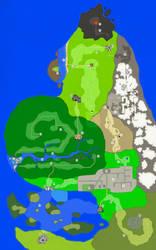 Ishoni Map by Biofauna25