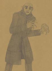 Count Orlok by Biofauna25