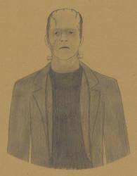 Frankenstein's Creation by Biofauna25