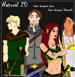 Natural 20.