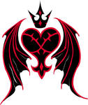 King of the Heartless Tattoo Design
