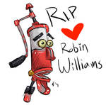 RIP Robin Williams :c