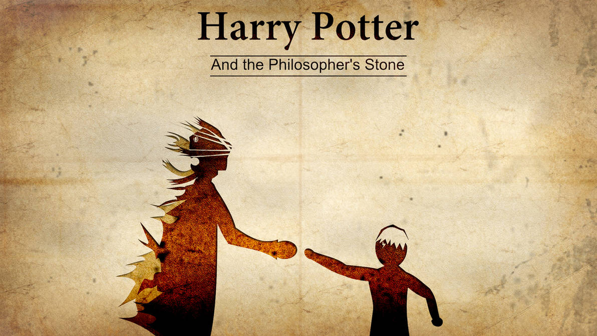 Harry Potter And The Philosophers Stone Wallpaper By