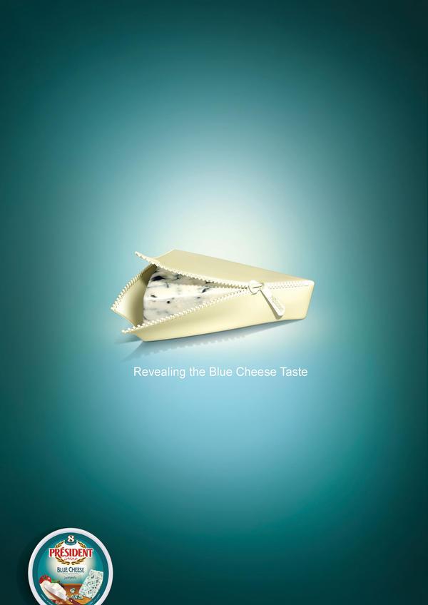 President 'Blue cheese' by ahmedghndr
