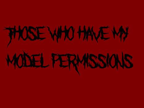 ~Permissions~