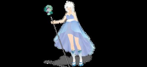 [Self Model] ~Winter Goddess~
