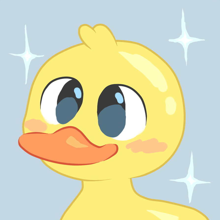 Ducky by Shiny-Duck
