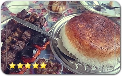 رستوران خاله خاور در چابکسر