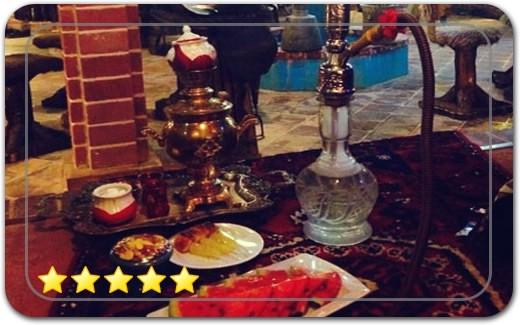 رستوران سنتی درویش