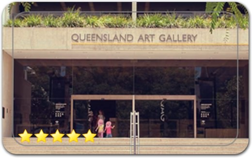 موزه QAGOMA استرالیا