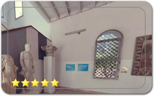 منطقه تاریخی کارتاژ تونس