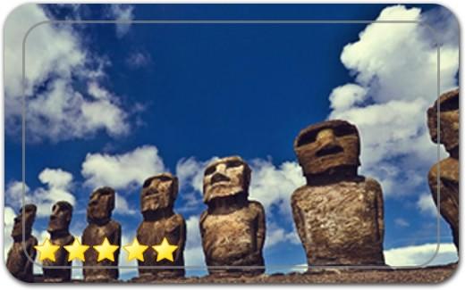 موآیها جزیره ایستر شیلی