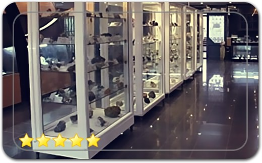 موزه زمین شناسی