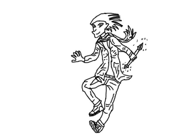 Homunculus Wizard by TManTRex