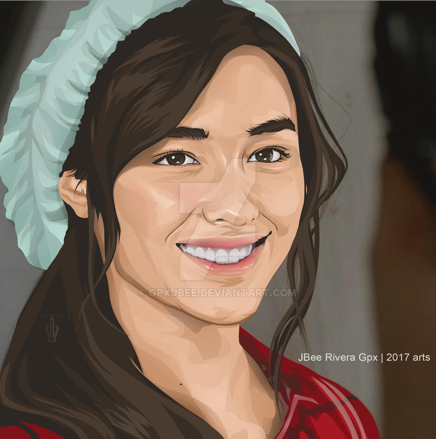 Liza Soberano by gpxjbee