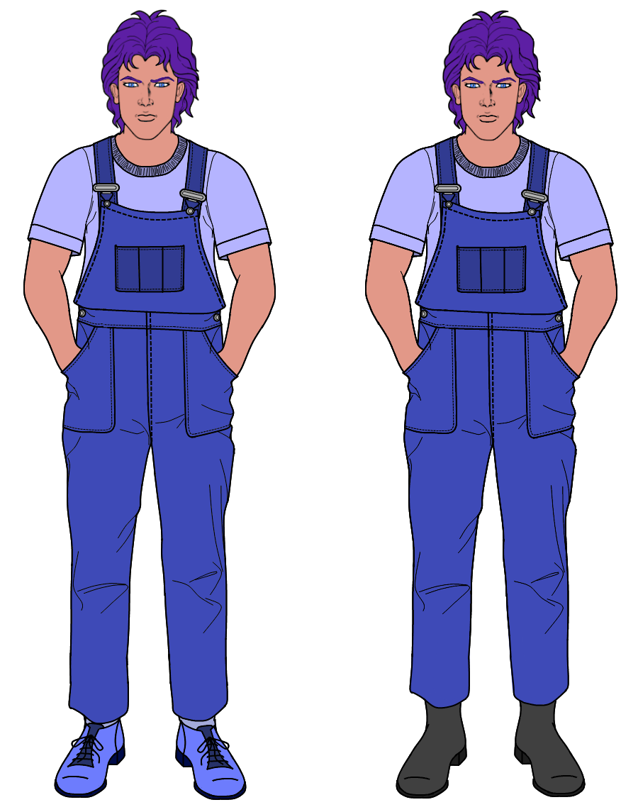 I've been debating about the overall trend for like two years now. I've seen them coming back and I just wasn't sure if I could do it. I wasn't the most fashionable little girl, and I wore overalls long after they were out, so just the thought of wearing them again brought back some memories of my most awkward years and I wasn't sure I was interested in re-living those.