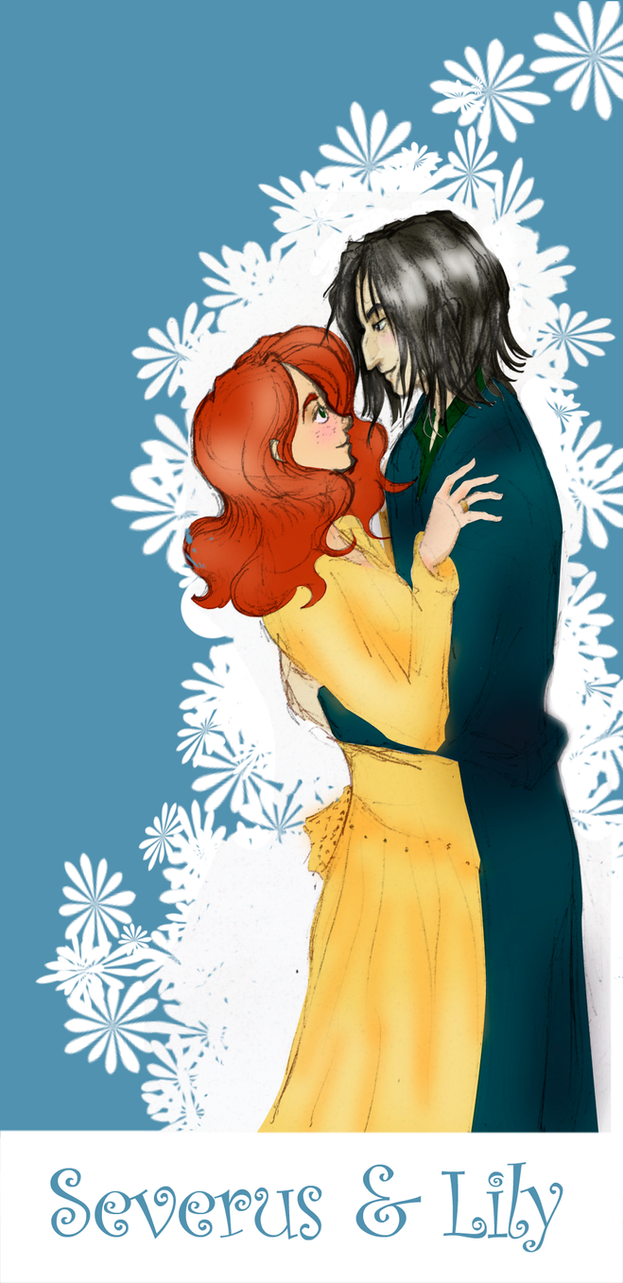 severus and lily - photo #36