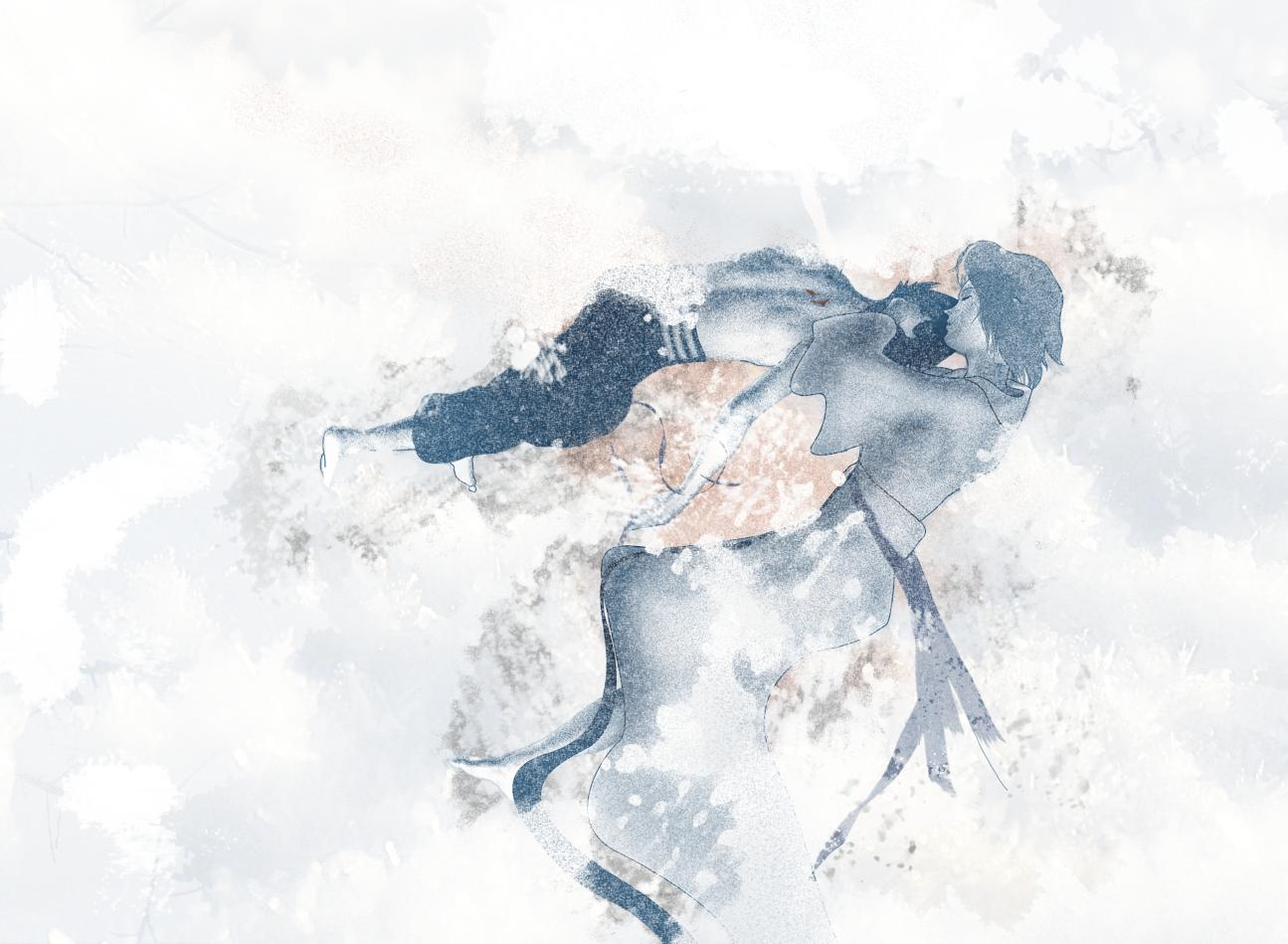 Snow by lepetityoshi