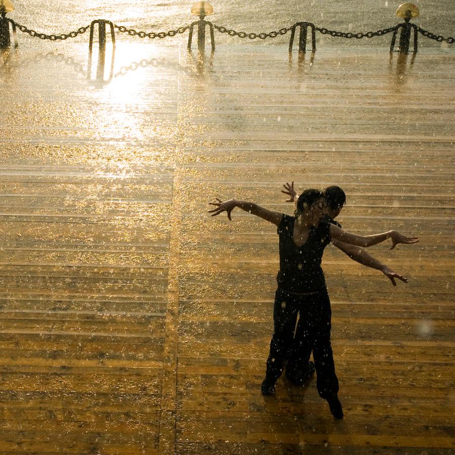 rain dance The history and ritual of the rain dance is still followed today.