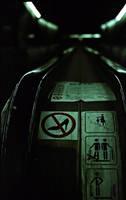 escalator... by Mathiayas