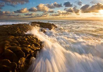 Morning Seas by eye-of-tom