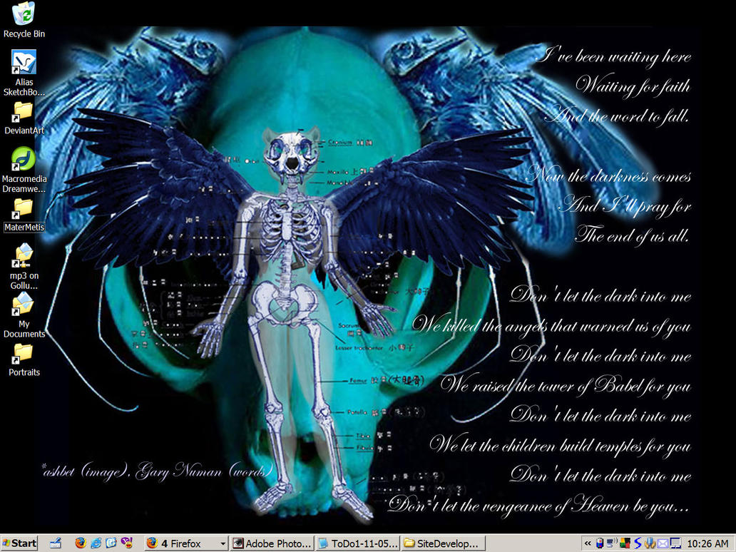 January 2005 Screenshot by ashbet