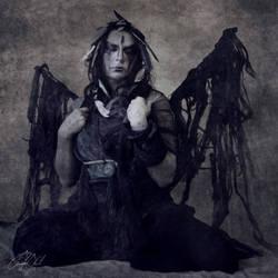raven by LostCaradelNeil
