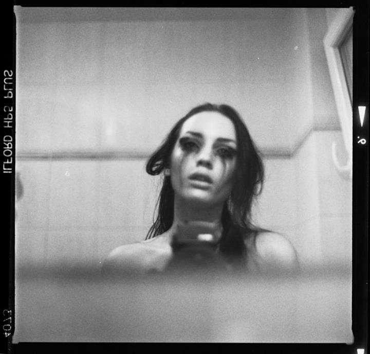 selfportrait by LostCaradelNeil