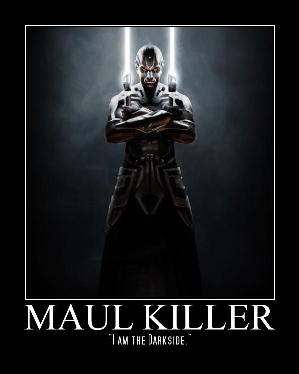 Maul Killer by T-Biggz