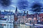 Brugge, Belgium HDR