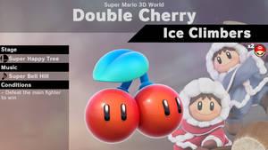 SSBU Spirit Battle concept - Double Cherry