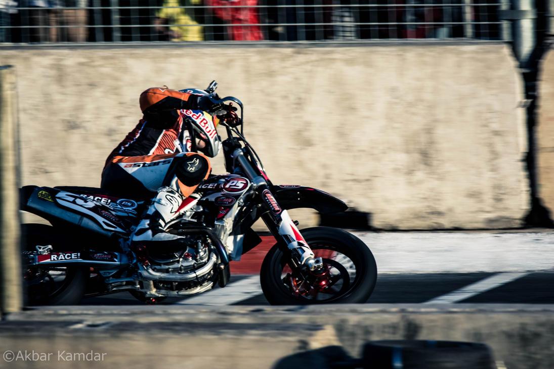 Motorcross Time Trial @ Durban City Circuit by AKIBA3