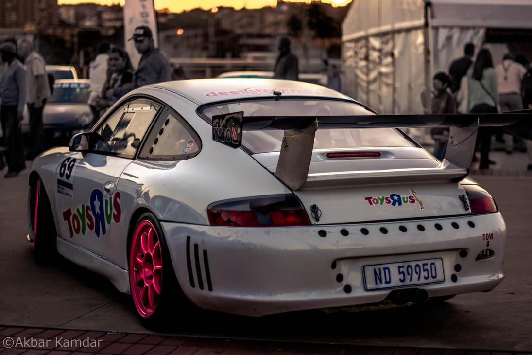 Porsche 911 Race Car by AKIBA3