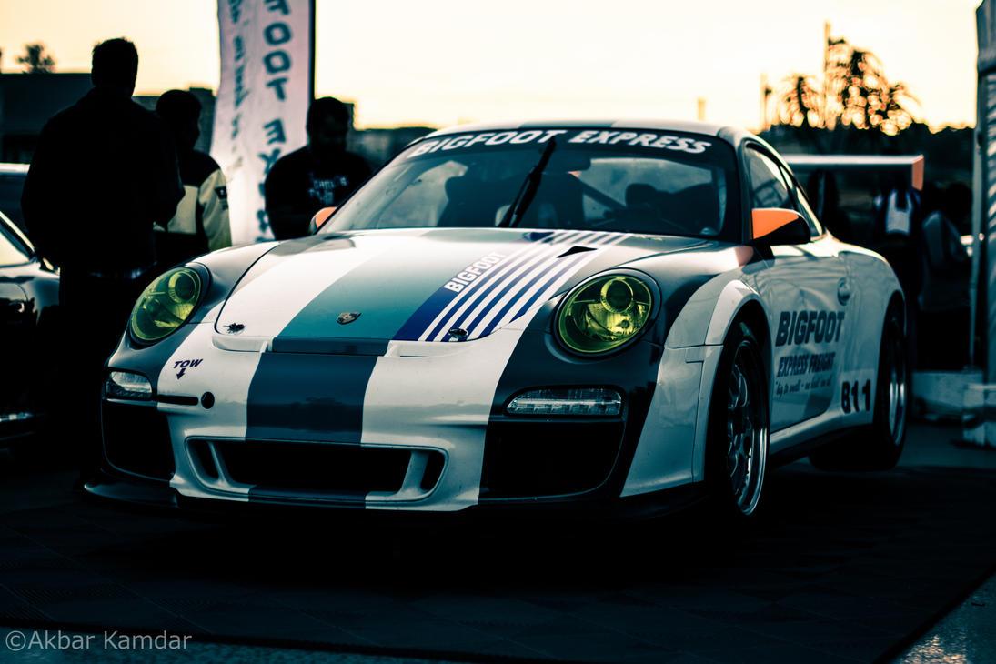 Porsche 911 997 GT3 Cup by AKIBA3