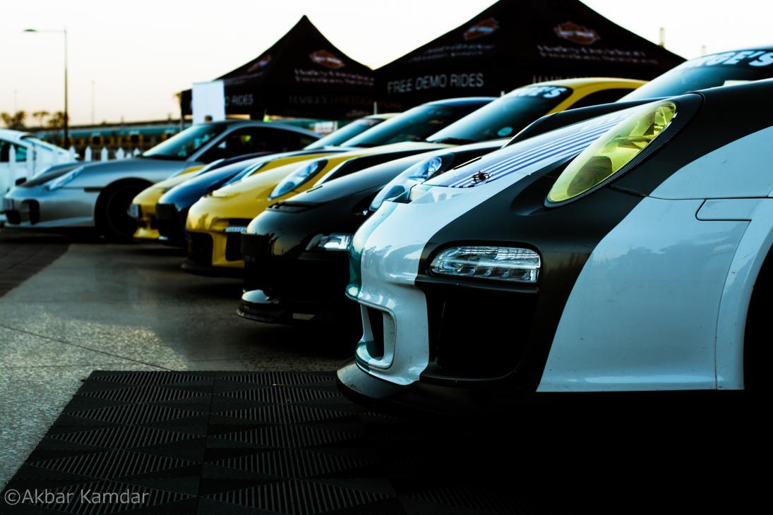 Porsche at Top Gear Festival Durban 2014 by AKIBA3