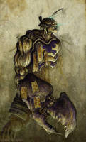 Monstrous Oni