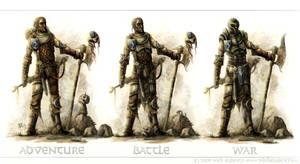 Armour Variants
