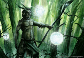 the Satyr by mr-nick