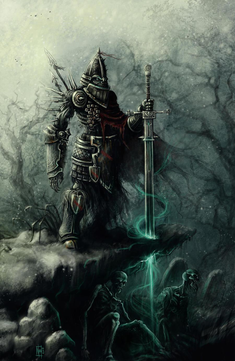 Lich-Knight