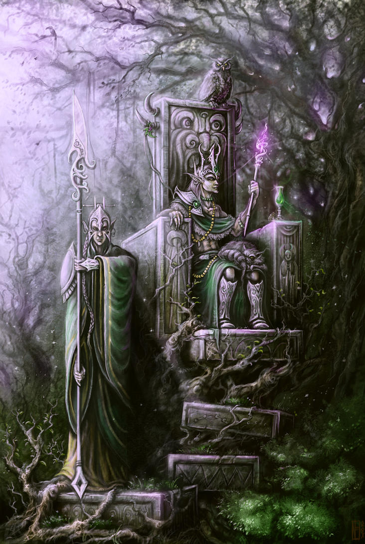 Forest King by mr-nick
