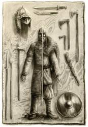 Viking Equipment by mr-nick